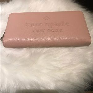 ♠️ NWT Kate Spade Large Continental Wallet ♠️